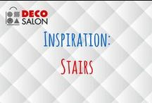 Inspiration: Stairs