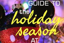 Disney Holidays Events & Ideas
