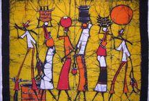 African art / by Anju Raja