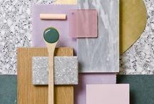 Colors & Materials