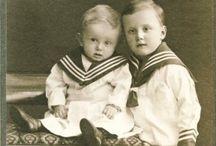 Historical children's clothes