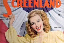 1940's Movie Magazines / by Jones_Girl💫
