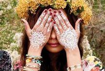 » Luna / Il mio lato hippie. :)