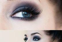 Make-up & look. / Make-up, acconciature, nail art e look delle star.