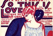 1920s/30s sheet music / by Jones_Girl💫
