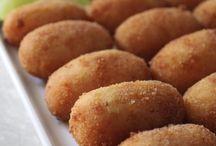 Foods tried in Spain