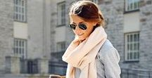 FALL FASHION / It's getting chilly so bring on the scarves and booties!