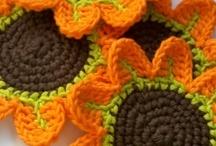 Crochet / Moltes idees per fer ganxet, quilòmetres de fil i farem punxa al ganxet per començar a treballar!