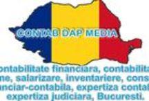 Contab Dap Media - www.dapmedia.ro - Servicii contabilitate Bucuresti / Contabilitate financiara, contabilitate gestiune, salarizare, inventariere, consultanta financiar-contabila, expertiza contabila, expertiza judiciara, Bucuresti si Ilfov.