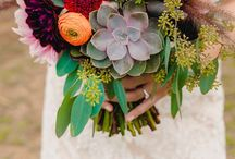 Purple, Fuchsia & Orange - Fall Wedding Colors / by {AO3} DESIGNS