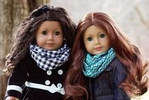 American Girl Doll / by Mayra Gomez