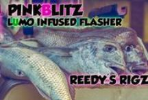 Snapper Snatchers Fishing Rigs Tied By Reedy's Rigz Sold By Snapper Fishing Tackle / Snapper snatcher fishing rig fishing tackle By Reedy's Rig Magic Fishing Rigs Awesome For Black Bream Snapper Flathead Whting Surf fishing Snapper Rigs  . (snapper snatchers) Are a excellent choice when your fishing for big reds, it's is really worth using a snapper  flasher rig as it may just give you the edge in catching a big red. if your  fishing from the beach  or out in a boat, it is  best  to add bait &  t