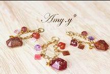 Amy*y / handmade accessory brand