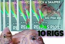 Snapper Fishing Rig & Tackle / Snapper fishing Rigs & Tackle