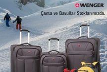 Wenger Çanta Bavul / Wenger Bavul ve Sırt çantaları uygun fiyat seçenekleri ile stoklarımızda.