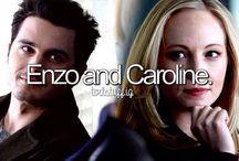"""Vd"""" s Caroline and men"""