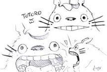 Ghibli Characters :-)