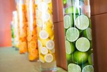 Citrus Colours Wedding Ideas