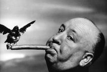 Alfred Hitchcock / by Cemil Tatari