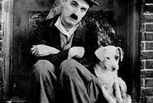 Charlie Chaplin / by Cemil Tatari