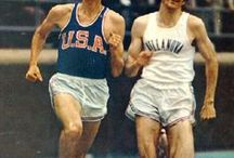 athletes / by Cemil Tatari