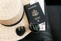 Travel / Vacation ideas, essentials, and inspiration.