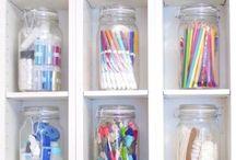 #Organize / Clean house is a clean mind
