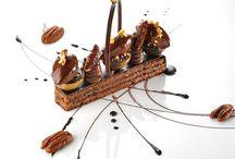Plating- Dessert  •0•