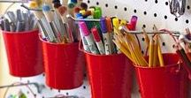 Clutter-Free Classroom Organisation