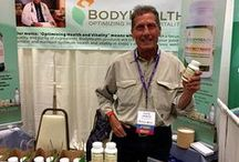 BodyHealth On Wheels / Dr. Minkoff will stop at nothing to bring the life changing products of BodyHealth far and wide.