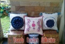 Beautiful (6) Embroidery Pillow / Embroidery