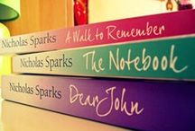 Books - Nicholas Sparks Novel
