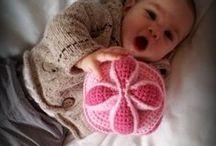 Crochet - Baby's Ball / Crochet