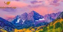 Molly Gibson Lodge - Leaf Peeping in Aspen / Happy Fall! We hope to see you in beautiful Aspen!