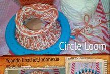 Crochet - Circle Loom