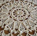 Crochet - Broken White Classic