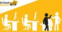 Actively Working Well / Start Actively Working Well with Fellowes by introducing more movement to your working day.