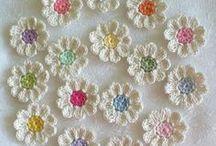 Crochet - Flower 3 (Daisy)
