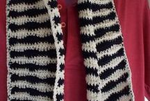 Fashion (2) Nice Scraves Crochet