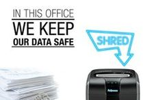 Keep It Confidential / Protect against ID fraud, remember to keep your data safe!