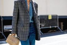 Office Outfits / Don't know what to wear to the office? Pick up your work wear game with some style inspiration.