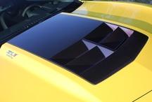 Jegs Customer Car - 2012 Camaro ZL1