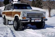 Trucks Jeeps And SUVs!