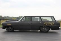 JEGS 1967 Chevy II Nova Wagon / by JEGS Performance