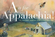 Appalachian Books Authors / Books and authors about Appalachian and written by authors from Appalachian states.