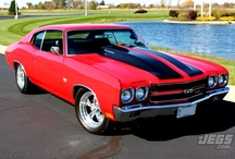 JEGS Featured Customer Car - Ron Quick - 1970 Chevrolet Chevelle SS