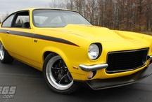 "1971 Chevy Vega ""JEGA"" LSX 454"