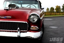 1955 Chevy Nomad - JEGS Featured Car - Photo Album