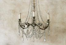 Chandeliers, Candles, Lanterns & Lights