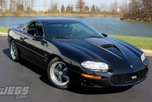 2001 Chevrolet Camaro Intimidator SS #28 -JEGS Featured Car
